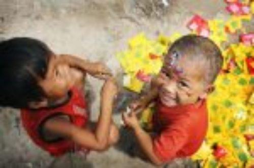 Article : Orphelins au Cambodge : la pénurie menace le tourisme