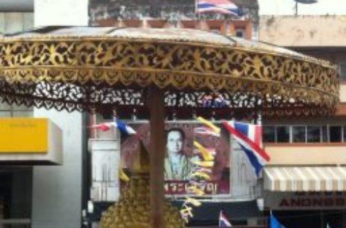 Article : Bouddha est-il nationaliste ?